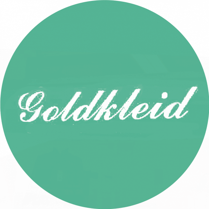 Goldkleid